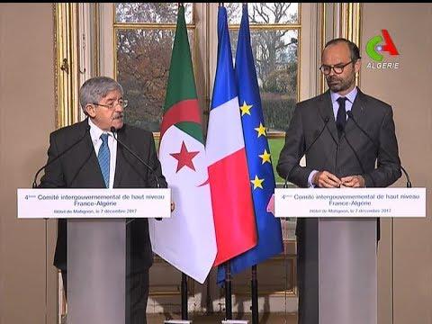 Paris prêt à remettre à Alger une copie de ses archives coloniales (Ouyahia