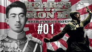 Hearts of Iron 3 TFH Japonia