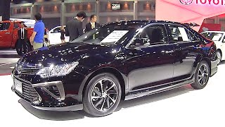2016, 2017 Toyota Camry Extremo facelift, 2.0-G, D-45, VVT-iW