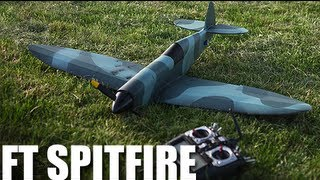 Flite Test - FT Spitfire - REVIEW
