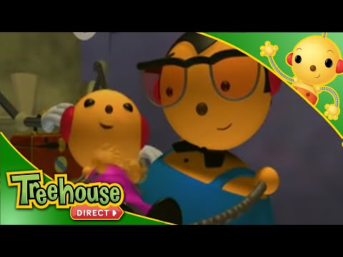Rolie Polie Olie When Zowie All Growed Up Scruba Dub
