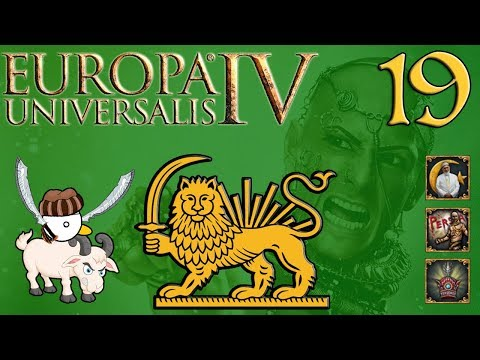 PERSIA - Europa Universalis IV - Cradle of Civilization [Gameplay ITA] #19