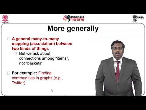 Data Analytics – Association Rule Mining - I (CS)