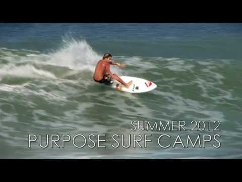 PURPOSE SURF CAMPS - COSTA RICA By RIDE NATURE