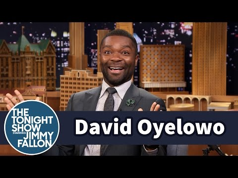 David Oyelowo's Dad Mispronounces Oprah's Name