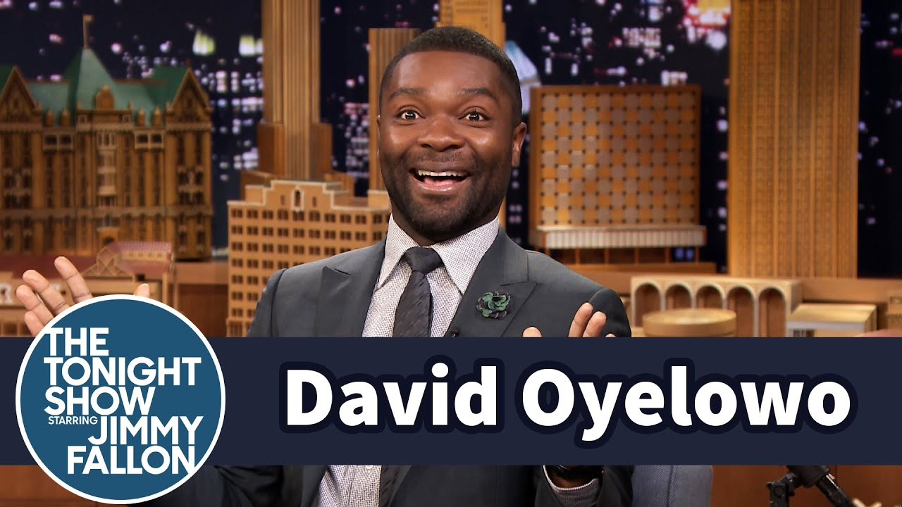 Download David Oyelowo's Dad Mispronounces Oprah's Name
