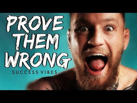 Conor McGregor - Prove Them Wrong | SUCCESS VIBES (Motivational Music)