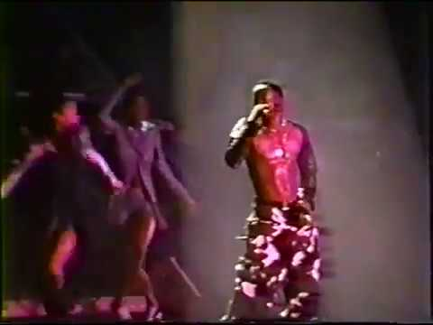 BBD - Ricky got sick and Bobby Brown jumped in