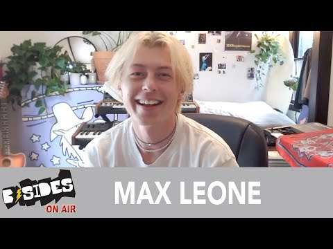 Max Leone Takes the 'Sheesh' Challenge, Talks Debut EP 'Malleable'