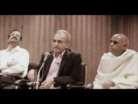 Ashok Aklujkar Speech in Sanskrit on Saraswati River