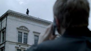 Больница в Лондоне, с которой прыгал Шерлок!