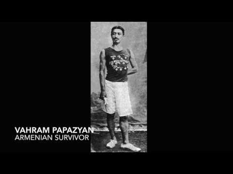 Armenian Genocide Survivor Vahram Papazyan on Competing in the 1912 Olympics