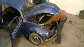 From VW Beetle to Beach Buggy (part one) - Wheeler Dealers