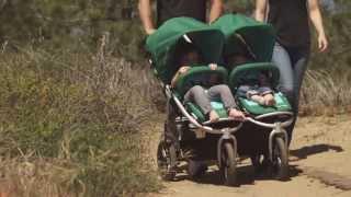 Коляска для двойни Bumbleride Indie Twin(Детская прогулочная коляска для двойни и погодок Bumbleride Indie Twin Возрастная группа: с 6-и месяцев (до 41 кг.) ..., 2013-11-05T14:11:44.000Z)