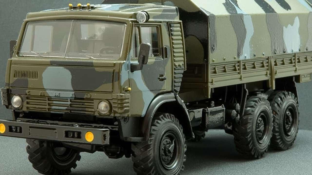 фото военного автомобиля камаз бесплатные открытки