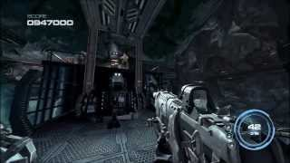Alien Rage Demo Gameplay PC HD