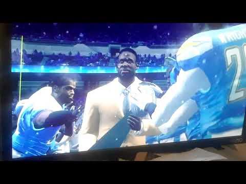 Madden 25 - Superbowl Win & Deion Sanders MVP
