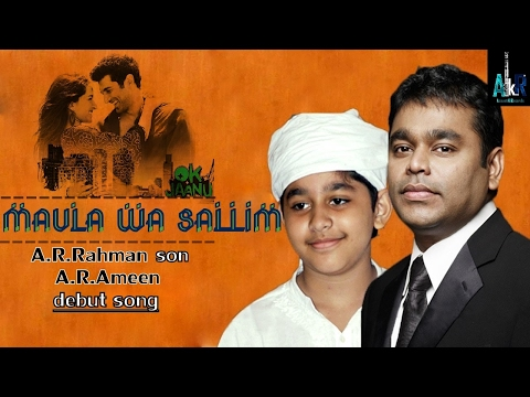 Maula Wa Sallim | Official Video | Ok Jaanu