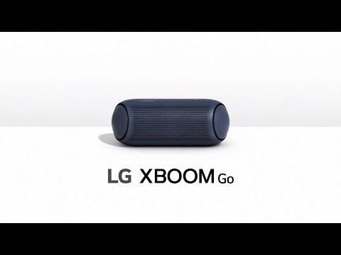 Nova Linha de Caixa de Som Portátil XBoom Go