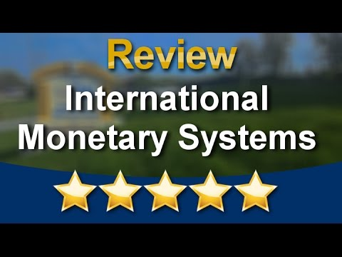 International Monetary Systems New Berlin Impressive 5 Star Review by Patrick F.