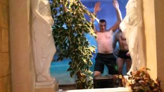 видео Провести корпоратив в бане