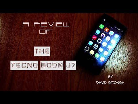 Tecno Boom J7: Unboxing and First Impressions