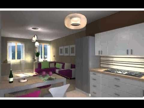 Come Arredare Soggiorno Cucina Unico Ambiente immagini - YouTube