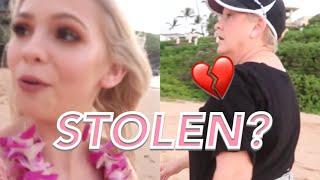 STOLEN LOUIS VUITTON PURSE IN HAWAII?!   Jordyn Jones