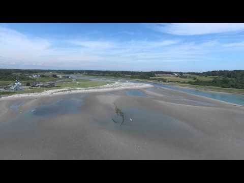 Higgins Beach Shipwreck