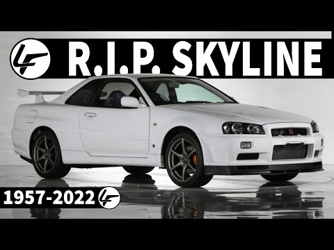 Nissan just KILLED the Skyline...Here's why