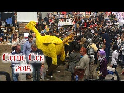 Sheffield Film & Comic Con 2018 / Full Walkthrough & Brilliant Cosplay