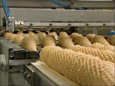 Завод по производству мороженного Колибри (ч1)