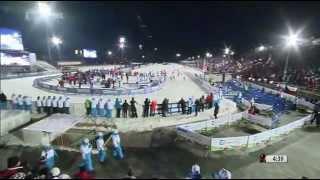 MS Biatlon 2013: Smíšená štafeta- NMNM