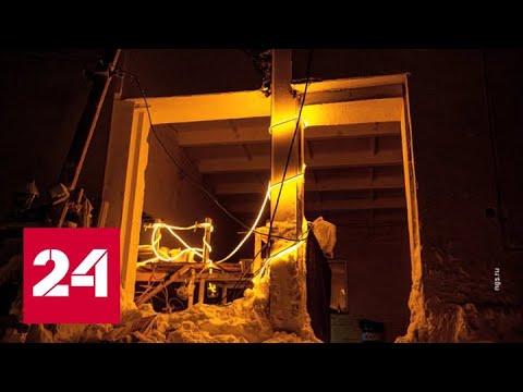 Власти Новосибирска не давали разрешение на вечеринку в кафе, где рухнула крыша - Россия 24