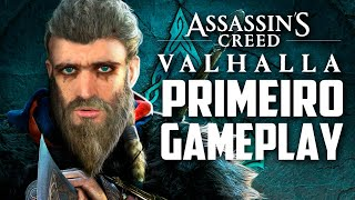 Assassin's Creed Valhalla - PRIMEIRO gameplay