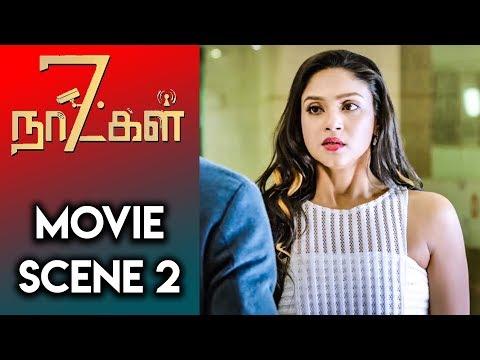 7 Naatkal - Tamil Movie Scene 2 | Shakthi Vasudevan | Ganesh Venkatraman | Vishal Chandrasekhar
