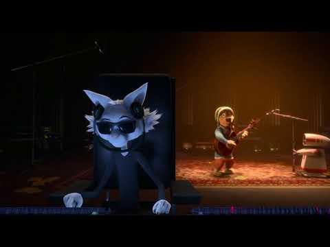 Glorious( intrumental) Rock Dog (2017 Movie) –  by Adam Friedman