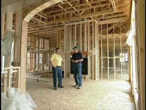 Insulating a New Home with Rockweiler Insulation