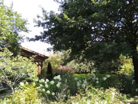 R trospective 2014 au petit jardin youtube for Au petit jardin proven
