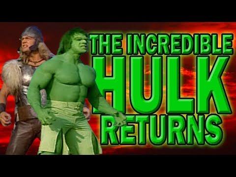 The Incredible Hulk Returns: review - Hulk Ragnarok