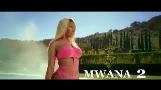Alikiba ft Niki Minaj mwana remix official video