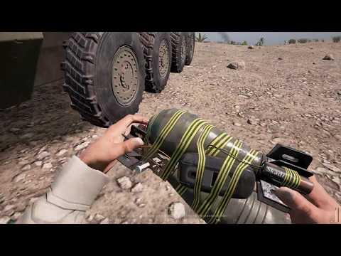 Squad v9.5 - Al Basrah VBIED Compilation