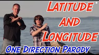 Laitude and Longitude is Useful One Direction Remix HD