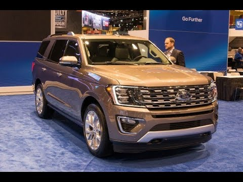2019 Ford Expedition PLATINUM Review | Exterior & Interior Walkaround