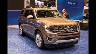2019 Ford Expedition PLATINUM Review | Exterior & Interior Walkaround