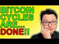 Bitcoin Cycles Are Done! [Crypto News 2021]