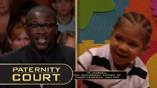 Man Reunites With Wife But Has Loose End With His Girlfriend (Full Episode)   Paternity Court