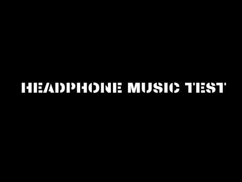🎶 ULTIMATE MUSIC HEADPHONE AND SPEAKER TEST | 7.1 | DOLBY ATMOS 🎶