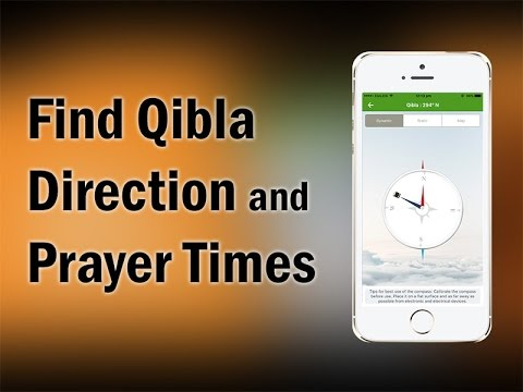 How to find Qibla Direction and Prayer Times Using the HalalTrip App Qibla Direction Map on prevailing wind direction, change direction, one direction, earth's rotation direction, azimuth direction,