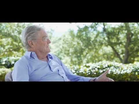 Peter Mayle at Home in Provence
